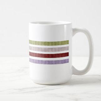 Four Stripes Coffee Mug