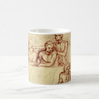 Four Studies of Apostles_Studies of the Masters Coffee Mug