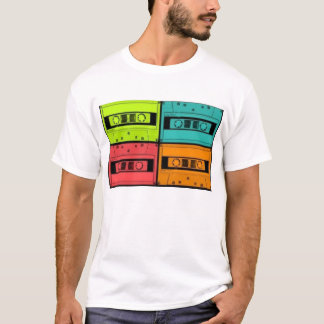 Four Tapes T-Shirt