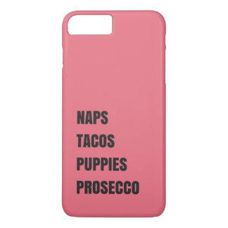 Four Things Cell Phone Case