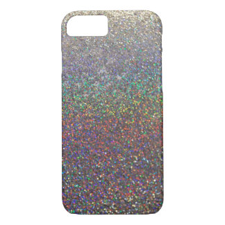Four Toned Glitter iPhone 7 Case