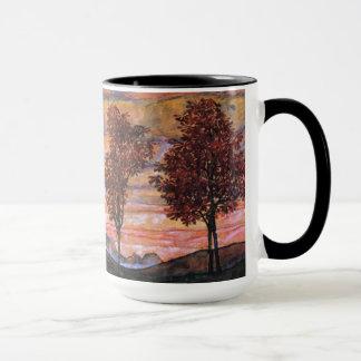 Four Trees Mug