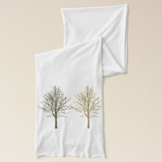 Four Trees Scarf