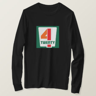 FOUR TWENTY UNIFORM LONG SLEEVE TEE