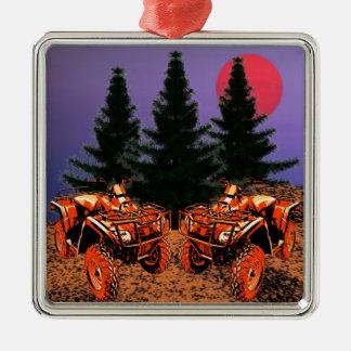 Four Wheeler's Ornament
