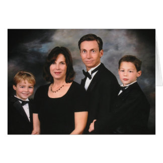 Fourcher Family Contrast Fix Card
