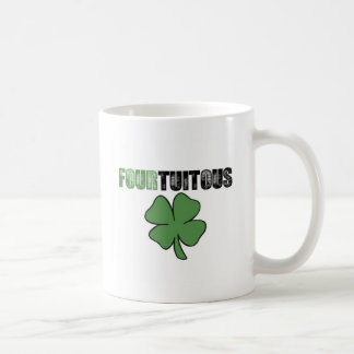 FourLeafClover.jpg Coffee Mug