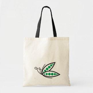 Fourre-tout papillon tout coton tote bag