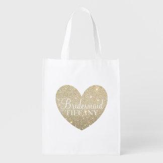 Fourre-tout réutilisable - marché ouvrier sacs d'épicerie réutilisables
