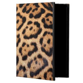 Fourrure animale de Faux de motif de Jaguar