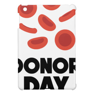 Fourteenth February - Donor Day - Appreciation Day iPad Mini Case