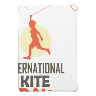 Fourteenth January - International Kite Day iPad Mini Covers