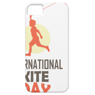 Fourteenth January - International Kite Day iPhone 5 Case