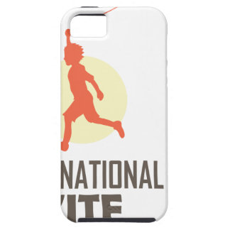Fourteenth January - International Kite Day iPhone 5 Cases