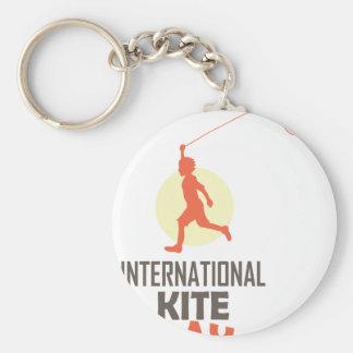 Fourteenth January - International Kite Day Keychain