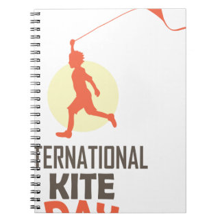 Fourteenth January - International Kite Day Notebooks
