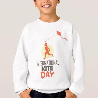 Fourteenth January - International Kite Day Sweatshirt