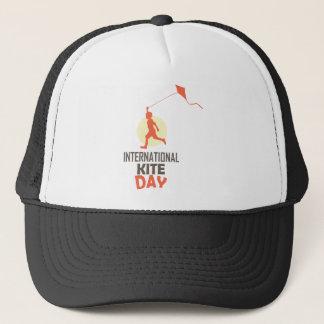 Fourteenth January - International Kite Day Trucker Hat