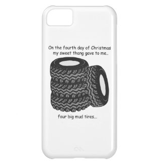 Fourth Day Redneck Christmas iPhone 5C Covers