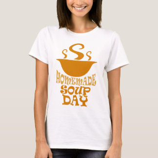 Fourth February - Homemade Soup Day T-Shirt