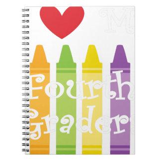 Fourth grade teacher2 notebook