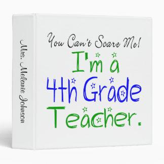 Fourth Grade Teacher Binder
