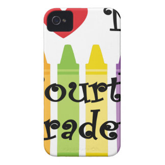 Fourth grade teacher Case-Mate iPhone 4 case