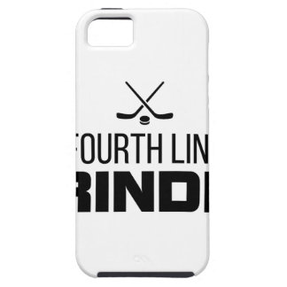 Fourth Line Grinder Case For The iPhone 5