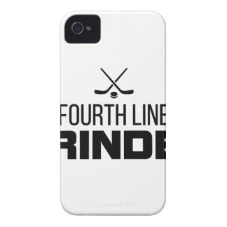 Fourth Line Grinder iPhone 4 Cover