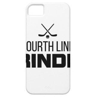 Fourth Line Grinder iPhone 5 Case