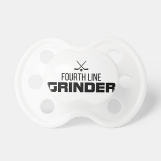 Fourth Line Grinder Pacifier