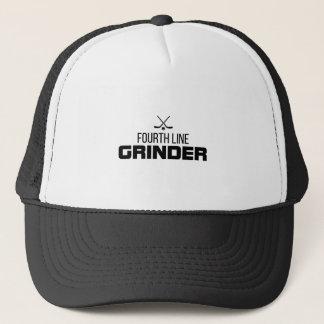 Fourth Line Grinder Trucker Hat