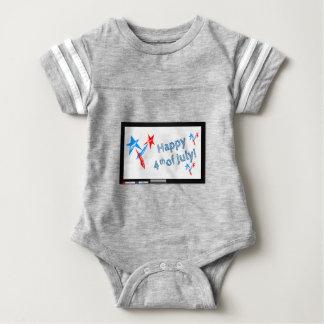 Fourth-of-July #2 Baby Bodysuit