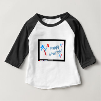 Fourth-of-July #2 Baby T-Shirt