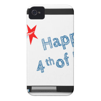 Fourth-of-July #2 iPhone 4 Covers
