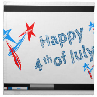 Fourth-of-July #2 Napkin
