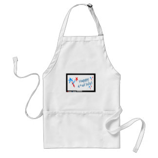 Fourth-of-July #2 Standard Apron