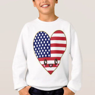 Fourth Of July 4 Sweatshirt