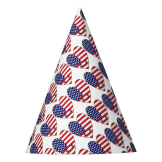 Fourth Of July 4th Party Hat