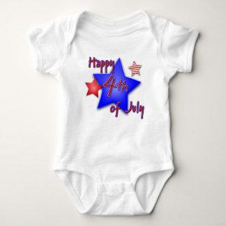 Fourth of July Celebration Baby Bodysuit