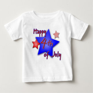 Fourth of July Celebration Baby T-Shirt