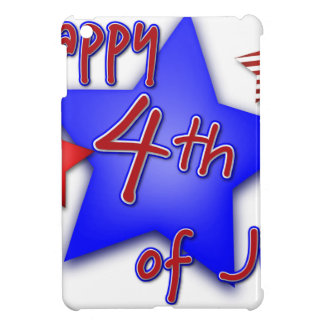 Fourth of July Celebration iPad Mini Cases