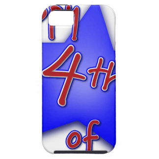 Fourth of July Celebration iPhone 5 Covers