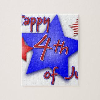 Fourth of July Celebration Jigsaw Puzzle