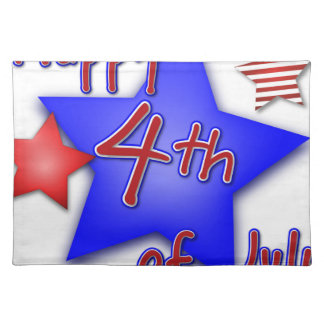 Fourth of July Celebration Placemat