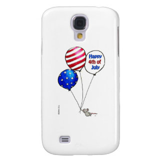 Fourth of July -  Have a day off. Galaxy S4 Covers