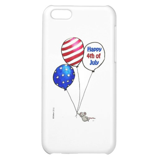 Fourth of July -  Have a day off. Cover For iPhone 5C