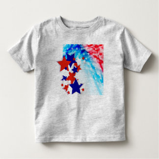 Fourth of July Independence Day Toddler T-shirt