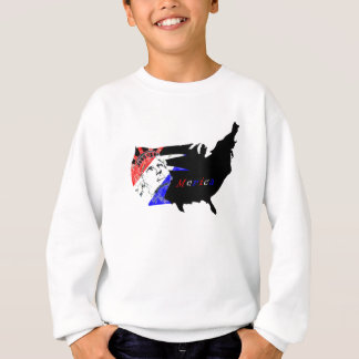 Fourth of July Kids Long Sleeve Shirt