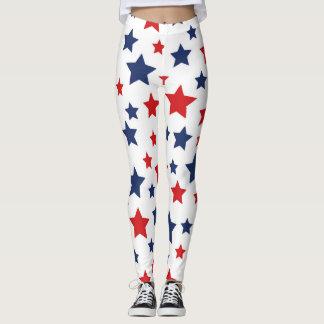 Fourth of July leggings